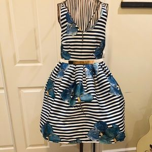 Beautiful A Line Party Dress